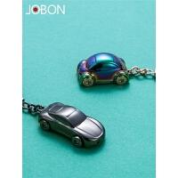 汽车钥匙扣男高档情侣车钥匙挂件钥匙圈环创意女可爱