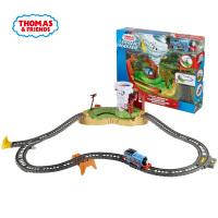 托马斯轨道大师系列之旋转龙卷风探险套装 儿童小火车*物