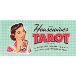 【预订】The Housewives Tarot: A Domestic Divination Kit