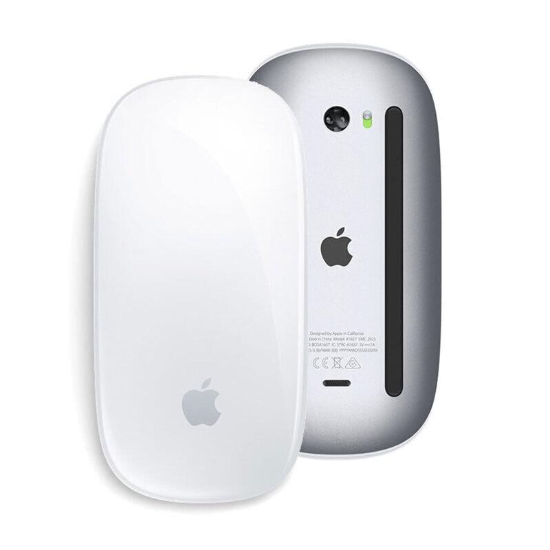 【618特惠】苹果Apple蓝牙无线鼠标 Magic Mouse 2 苹果原装无线鼠标新款二代 MLA02CH/A 魔术鼠标内置锂电可充电 只适用苹果Mac电脑