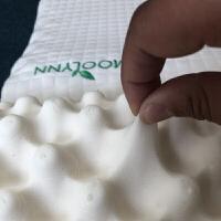 乳胶枕头天然橡胶颈椎枕芯品质原装L08定制