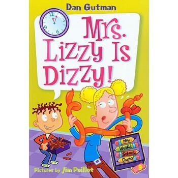【预订】Mrs. Lizzy Is Dizzy! 预订商品,需要1-3个月发货,非质量问题不接受退换货。