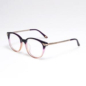 威古氏 大框男女眼睛近视眼镜框架 5048