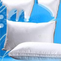羽绒枕头白鹅绒枕芯单枕护颈枕-p定制