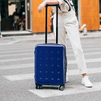 小米旅行箱 90分行李箱锡尔河拉杆箱 男女万向轮pc旅行箱登机箱