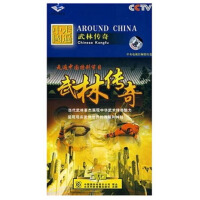 走遍中国|CCTV《武林传奇1》4DVD 培训视频全集讲解光盘碟片