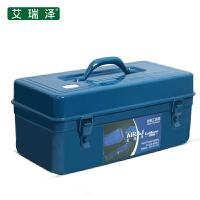 工具箱多功能手提箱维修工具手提式大号车载家用收纳箱