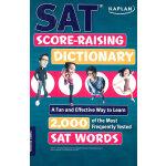 KAPLAN SAT SCORE-RAISING 英文原版
