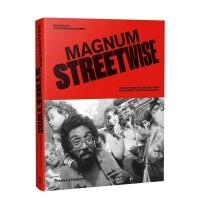 英文原版 Magnum Streetwise 马格南街头摄影 街头摄影的终极收藏 进口原版街头摄影集画册