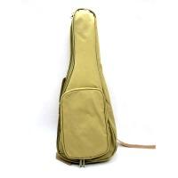 (支持货到付款)Vorson ukulele 牛津布 尤克里里背包 尤克里里袋 尤克里里包 乌克丽丽琴袋(夏威夷小四弦琴 双肩背包 21寸)经典米色