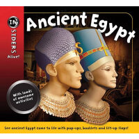 Insiders Alive:Ancient Egypt 透视眼:古埃及ISBN9781840117059