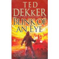 BLINK OF AN EYE(ISBN=9781599953137) 英文原版