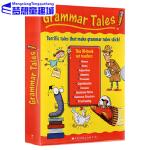 #Scholastic Grammar Tales Box 学乐语法故事 10册礼盒装 英文原版 送音频
