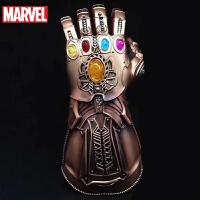 复仇者联盟3漫威周边灭霸无限手套可穿戴发光thanos宝石生日礼物 均码