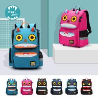 1-3-4-6年级小学生护脊书包6-12周岁男女孩儿童书包背包