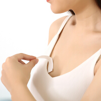 FaSoLa隐形衬衣防走光贴贴衣胶衣服衬衫领口内衣抹胸文胸别针双面胶贴纸