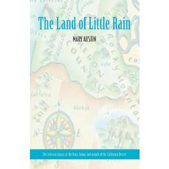 【预订】The Land of Little Rain 预订商品,需要1-3个月发货,非质量问题不接受退换货。