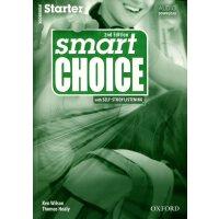 牛津美式英语/中学及成人/4个级别Smart Choice Starter Second Edition Workbook入门级练习册