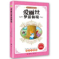 我爱看的世界名著:爱丽丝梦游仙境(拼音美绘版) 9787562260363