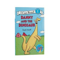 I Can Read: Level 1: Danny and the Dinosaur