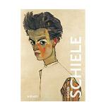 Egon Schiele 艺术大师埃贡・席勒 进口原版图书