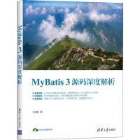 MYBATIS 3源码深度解析 清华大学出版社