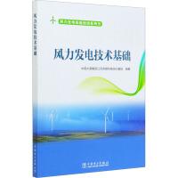 风力发电技术基础 中国电力出版社