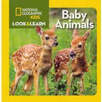 National Geographic Kids Look and Learn: Baby Animals 美国《国家
