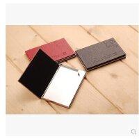康百H6102时尚名片盒 商务名片夹 *夹 女士男士不锈钢名片盒