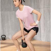 【券后预估价:74】361运动套装女2021夏季新款跑步健身瑜伽服女子休闲时尚运动服潮