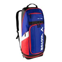 威克多VICTOR BR8809羽毛球包 专业PRO系列羽网两用长型双肩背包