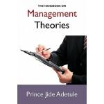 【预订】The Handbook on Management Theories
