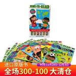 英文原版绘本 Ready to Read 系列读本6册盒装Living in China Australia Indi