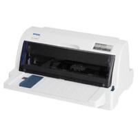 爱普生EPSON LQ-610K平推针式打印机 出库单 快递单 发票 替代lq630K