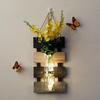 创意家居墙壁装饰挂件墙面室内装饰品壁挂花餐厅奶茶店房间小饰品
