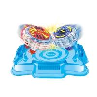 正版魔幻陀螺4单双核聚能引擎全套玩具极焰风暴御空勇士