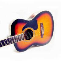 Jackson 吉他 38寸民谣吉他 民谣吉他 吉他 初学 入门 高端琴型 亲民价位 polar body (两色可选