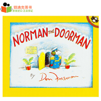 【11.11狂欢钜惠】凯迪克图书专营店 美国进口 Norman the Doorman【平装】#