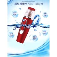负离子纳米喷雾补水仪 补水喷雾器 脸部保湿 蒸脸器 便携补水仪
