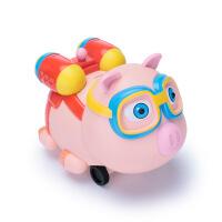 抖音同款猪小八儿童手表遥控车智能跟随玩具卡通喷雾玩具汽车礼品 猪小八(跟随、喷雾、灯光)