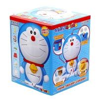 小型抓娃娃机扭蛋机套装哆啦a梦机器猫叮当猫玩具礼物哆啦a梦扭蛋机欢乐抓娃娃机