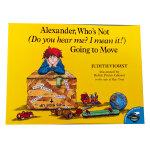 汪培�E推荐英文原版绘本第5阶段Alexander, Who's Not (Do You Hear Me? I Mean