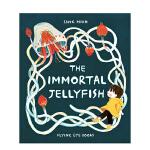 The Immortal Jellyfish 灯塔水母 插画师苗桑 英文原版艺术绘本