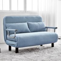 折叠床午休床单人双人可折叠简易懒人沙发床省空间可拆洗客厅休闲