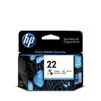 惠普 HP22墨盒彩色 HP J3508 HP3606墨盒 J3608 J5508墨盒