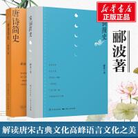 唐诗宋词简史套装书 学林出版社