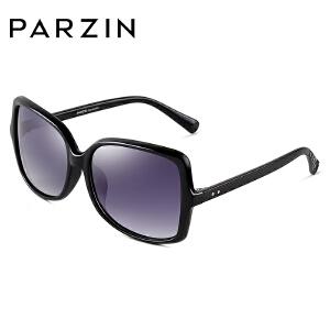 帕森眼镜 简约优雅偏光太阳镜 时尚驾驶偏光镜 大框修脸墨镜9272