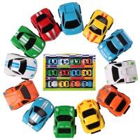 玩具汽车模型 回力车惯性小汽车男孩玩具套装儿童耐摔飞机工程车宝宝玩具车模型