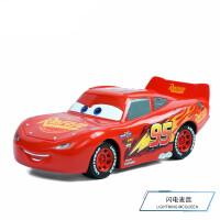 赛车总动员3大号闪电麦昆遥控车 四通电动跑车玩具 模型汽车