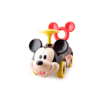 迪士尼儿童滑行车四轮扭扭车带音乐宝宝车小孩溜溜车1-3岁玩具车